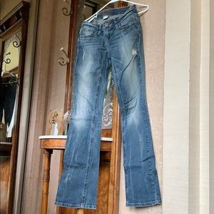 Decree Boot Cut Jeans